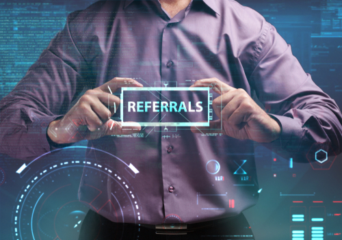 The Referral Engine – How to develop external and internal referral sources