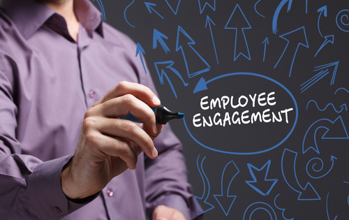 Improving employee engagement with a good learning strategy