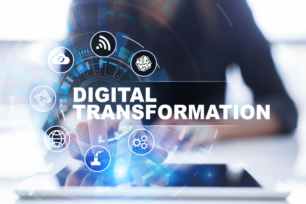 Why a staff transformation has to happen before a digital transformation